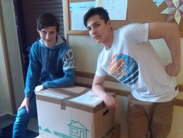 Akcja Pomocy dla Caritas Archidiecezji Warszawskiej