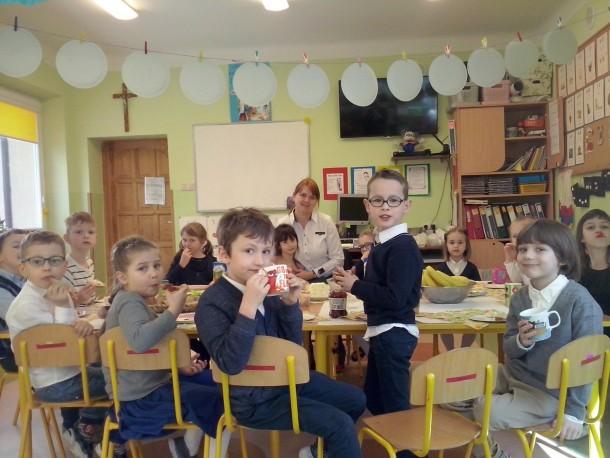 Wielkanoc w klasie 0