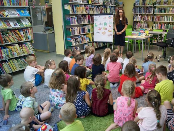 Majowe spotkanie autorskie w Bibliotece przy ul. Chłodnej