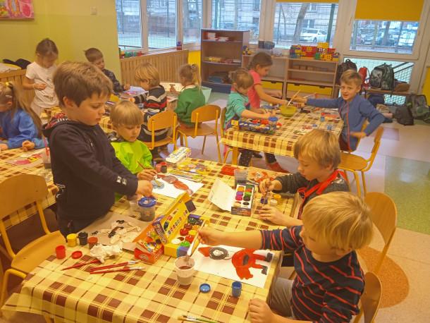 Co robimy w oddziale przedszkolnym?