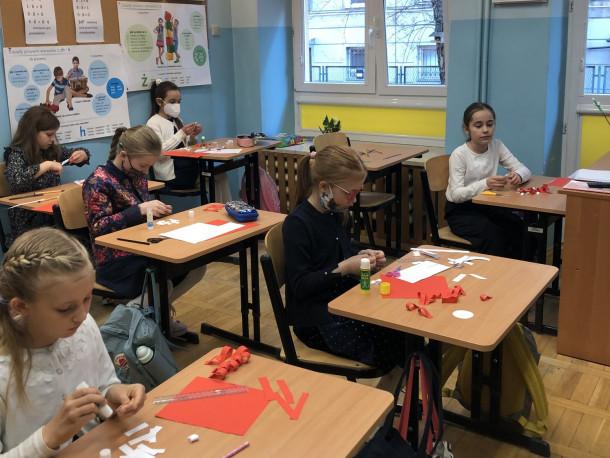 Majowe Święta – edukacja wczesnoszkolna
