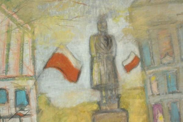 Nagroda w konkursie plastycznym Muzeum Niepodległości