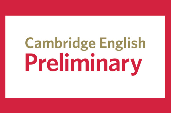 Egzamin Cambridge: Preliminary​