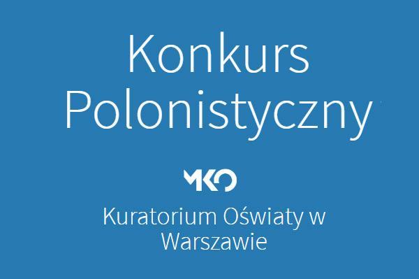 Wojewódzki Konkurs Polonistyczny